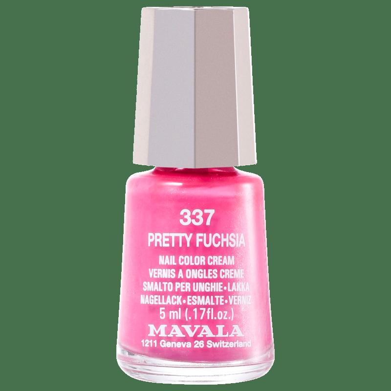 Mavala Mini Colours Pretty Fuchsia - Esmalte Cremoso 5ml