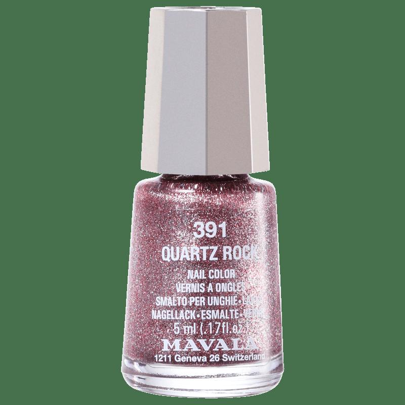 Mavala Mini Colours Quartz Rock - Esmalte Glitter 5ml