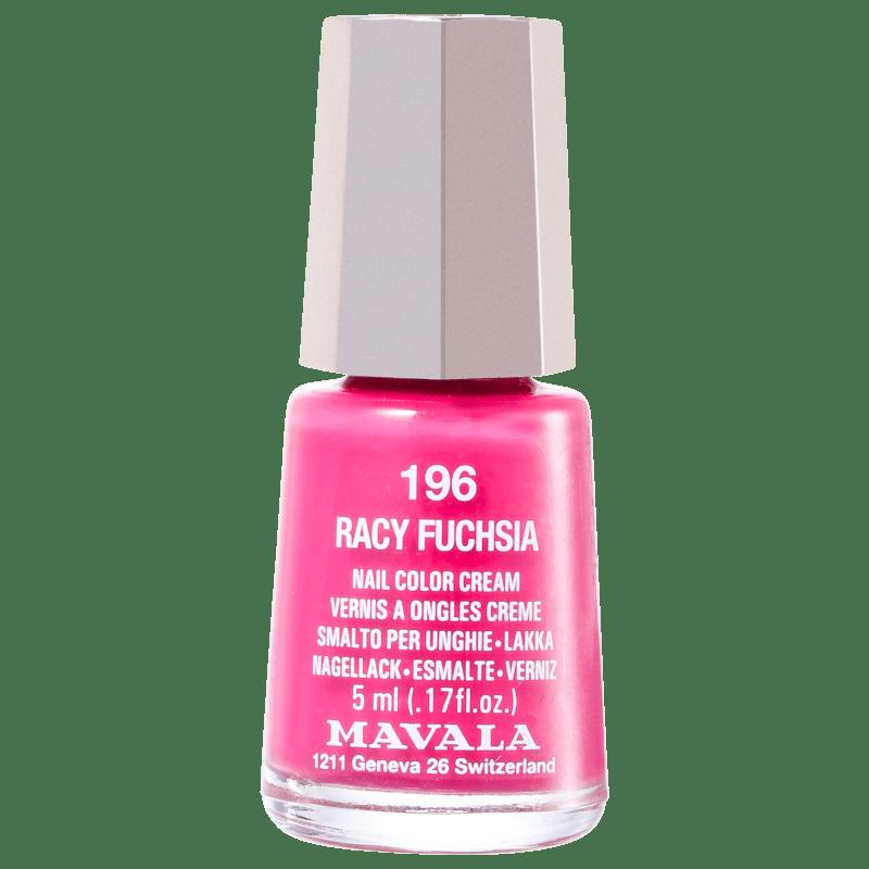 Mavala Mini Colours Racy Fuchsia - Esmalte Cremoso 5ml