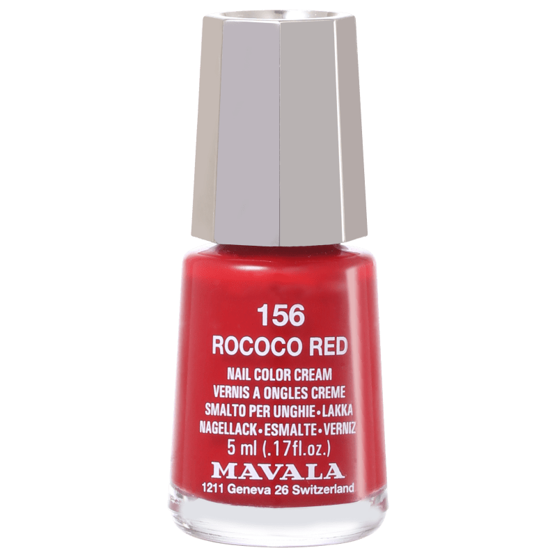 Mavala Mini Colours Rococo Red - Esmalte Cremoso 5ml