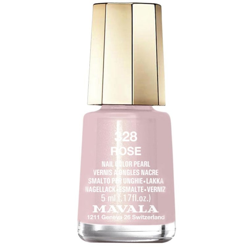 Mavala Mini Colours Rose - Esmalte Perolado 5ml