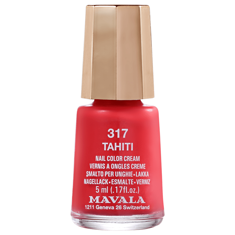 Mavala Mini Colours Tahiti N317 - Esmalte Cremoso 5ml