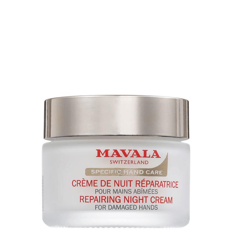 Mavala Repairing Night Cream - Creme Reparador Noturno para as Mãos 75ml