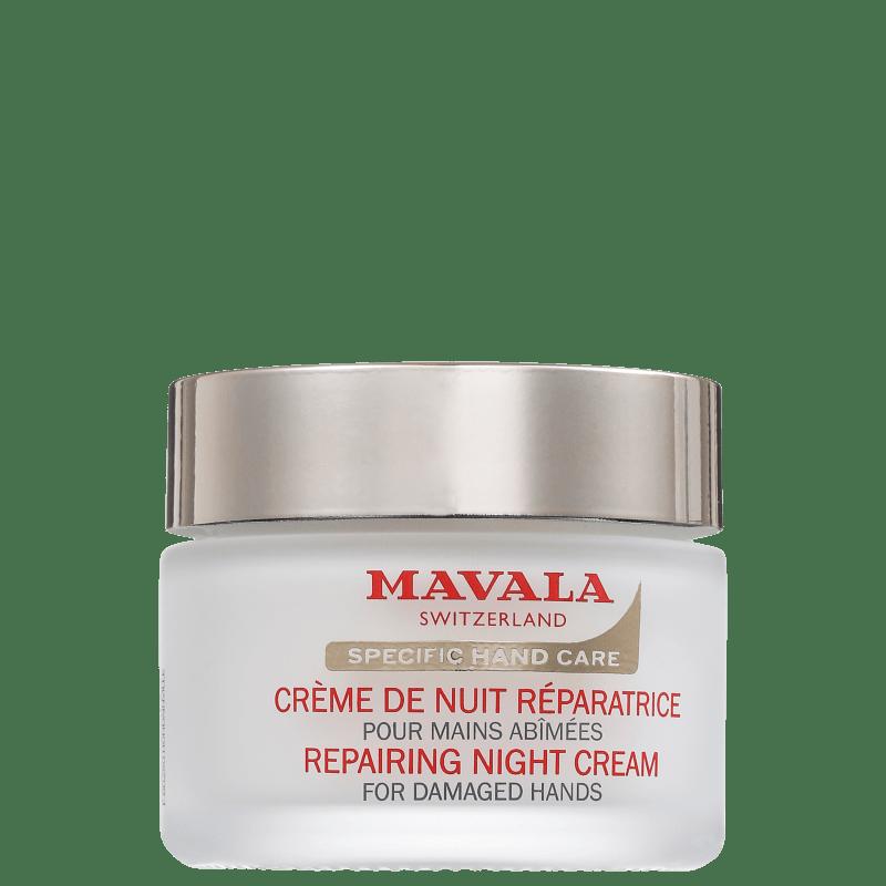 Mavala Repairing Night - Creme Reparador Noturno para as Mãos 75ml