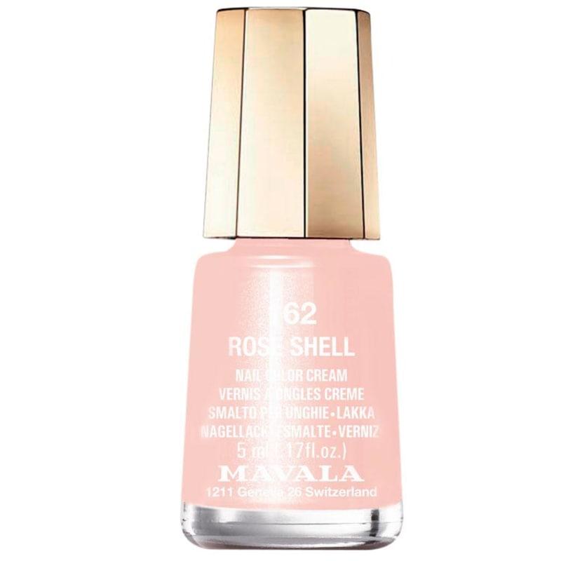 Mavala Select Colours Rose Shell - Esmalte Cremoso 5ml