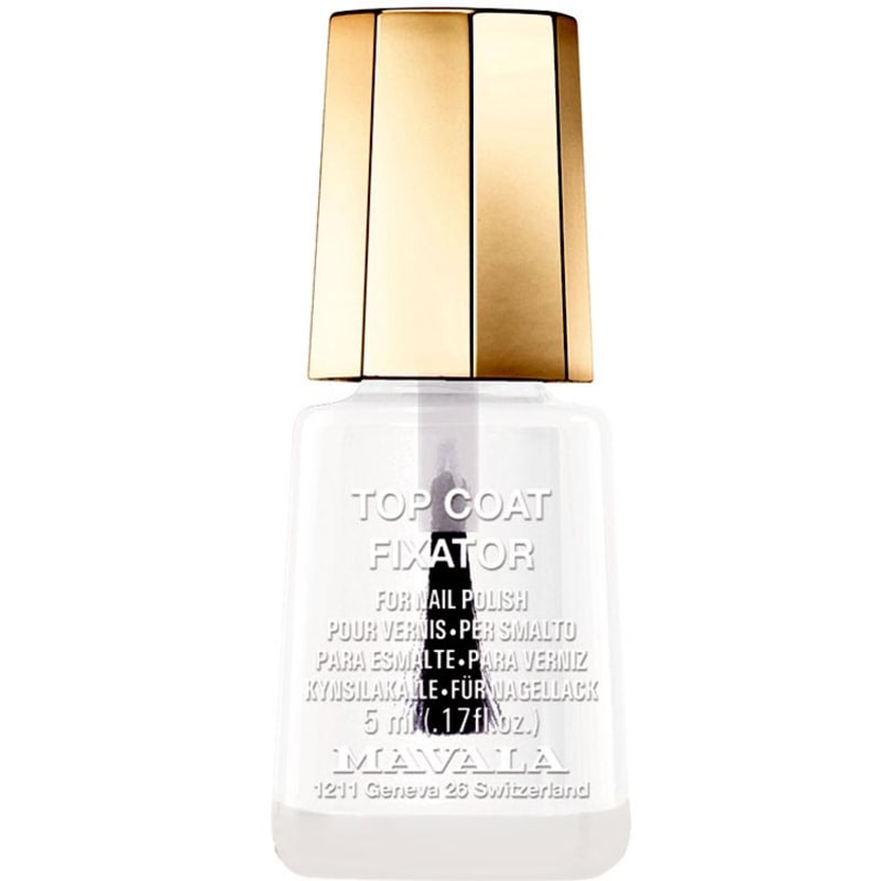 Mavala Top Coat - Base Fixadora de Esmalte 5ml