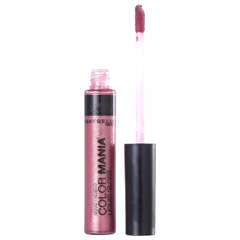 Maybelline Color Mania Liquid 525 Berry Stars - Gloss Labial 7ml