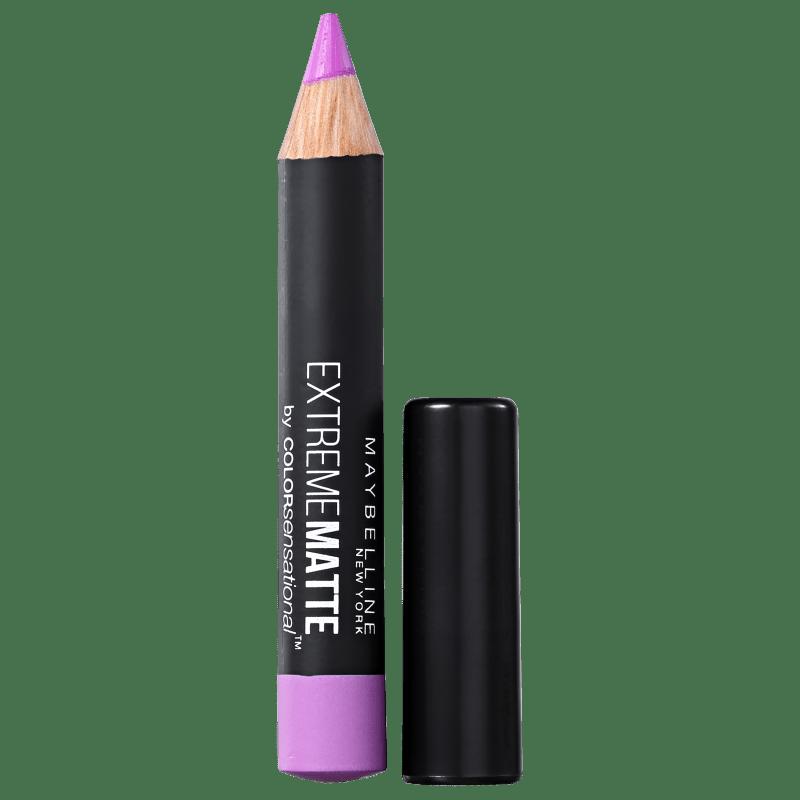 Maybelline Color Sensational Extreme Matte 50 Tá Olhando o que? - Batom 1,5g
