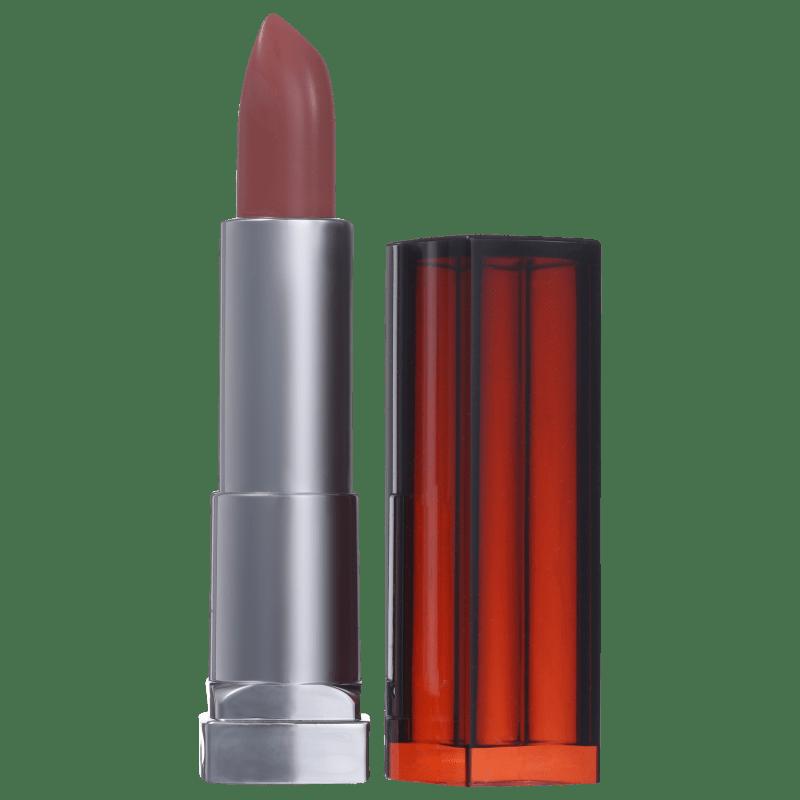 Maybelline Color Sensational Nudes Impecáveis 204 Nem Te Conto - Batom Cremoso 4,2g