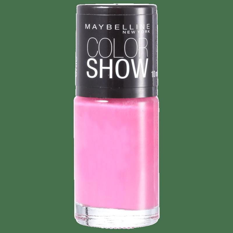 Maybelline Color Show 155 Chiffon Chic - Esmalte Cremoso 10ml