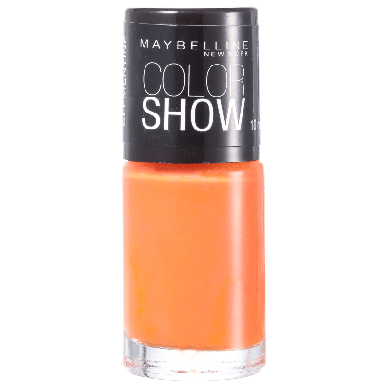 Maybelline Color Show 225 Sweet Clementine - Esmalte Cremoso 10ml