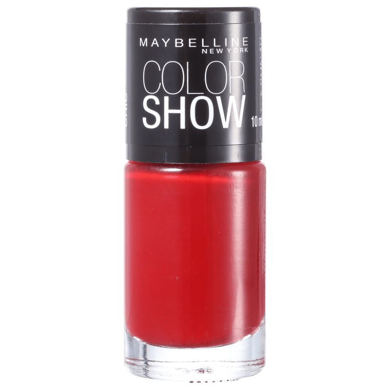 Maybelline Color Show 270 Fiery Chic - Esmalte Cremoso 10ml