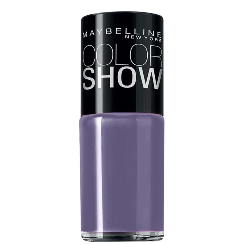 Maybelline Color Show 520 All About Grey - Esmalte Cremoso 10ml