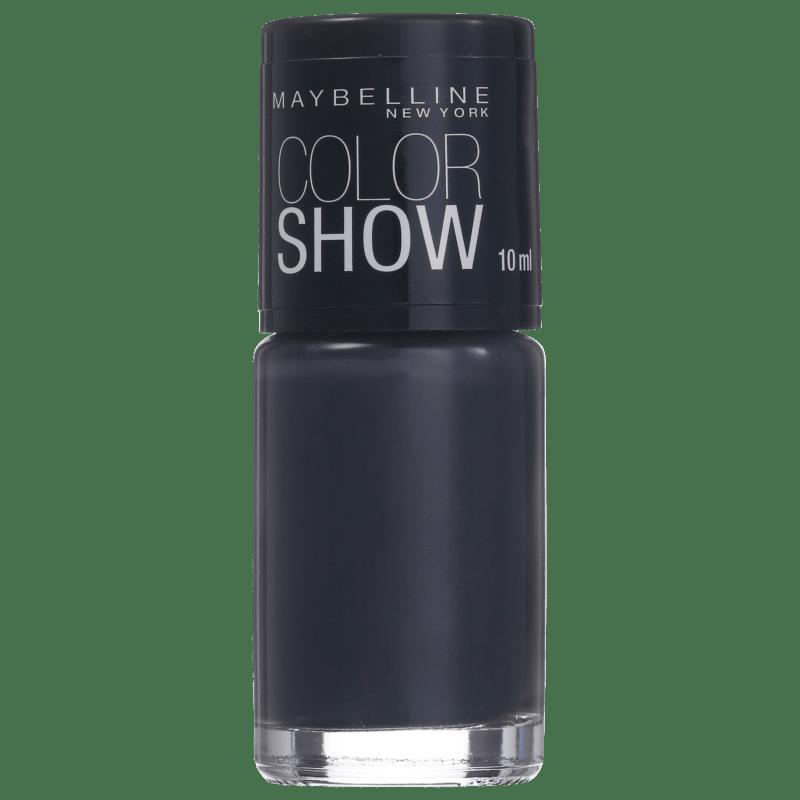 Maybelline Color Show 530 Stunning Slate - Esmalte Cremoso 10ml