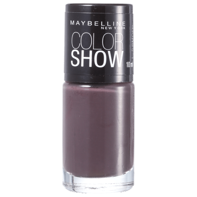 Maybelline Color Show 555 Midnight Taupe - Esmalte Cremoso 10ml