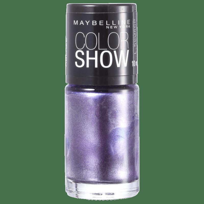 Maybelline Color Show 600 Amethyst Ablaze - Esmalte Metálico 10ml