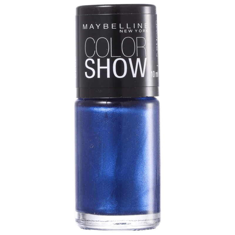 Maybelline Color Show 620 Ocean Blue - Esmalte Metálico 10ml