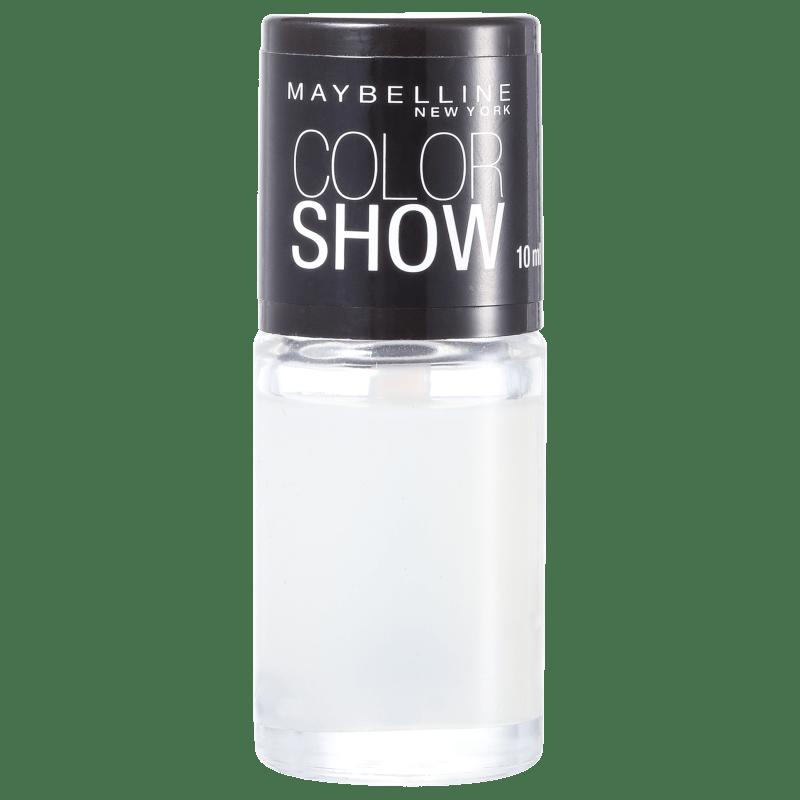 Maybelline Color Show Base Coat 10 - Base Incolor para Unhas 10ml