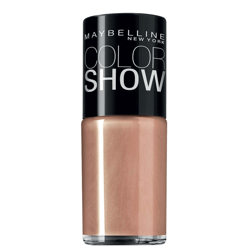 Maybelline Color Show Essentials Be Beige - Esmalte Perolado 9ml