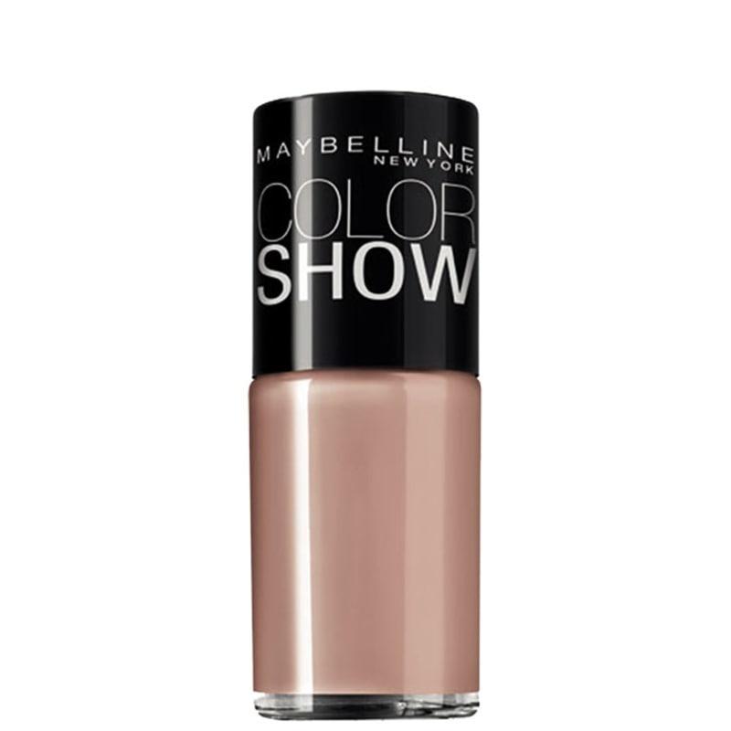 Maybelline Color Show Essentials Classic Nude - Esmalte Cremoso 9ml