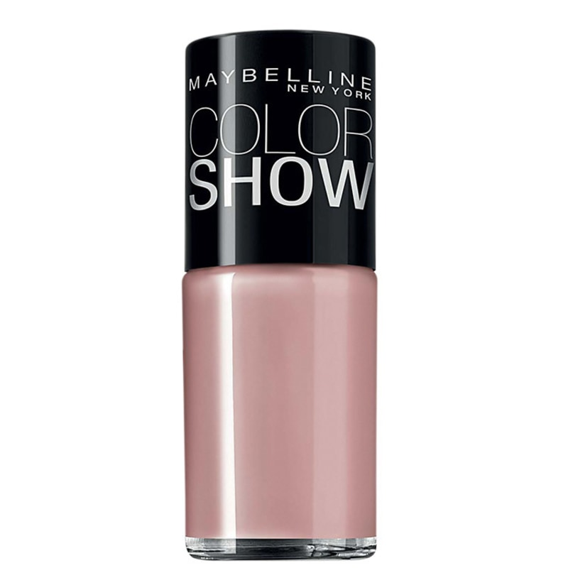 Maybelline Color Show Essentials Pretty Pink - Esmalte Cremoso 9ml