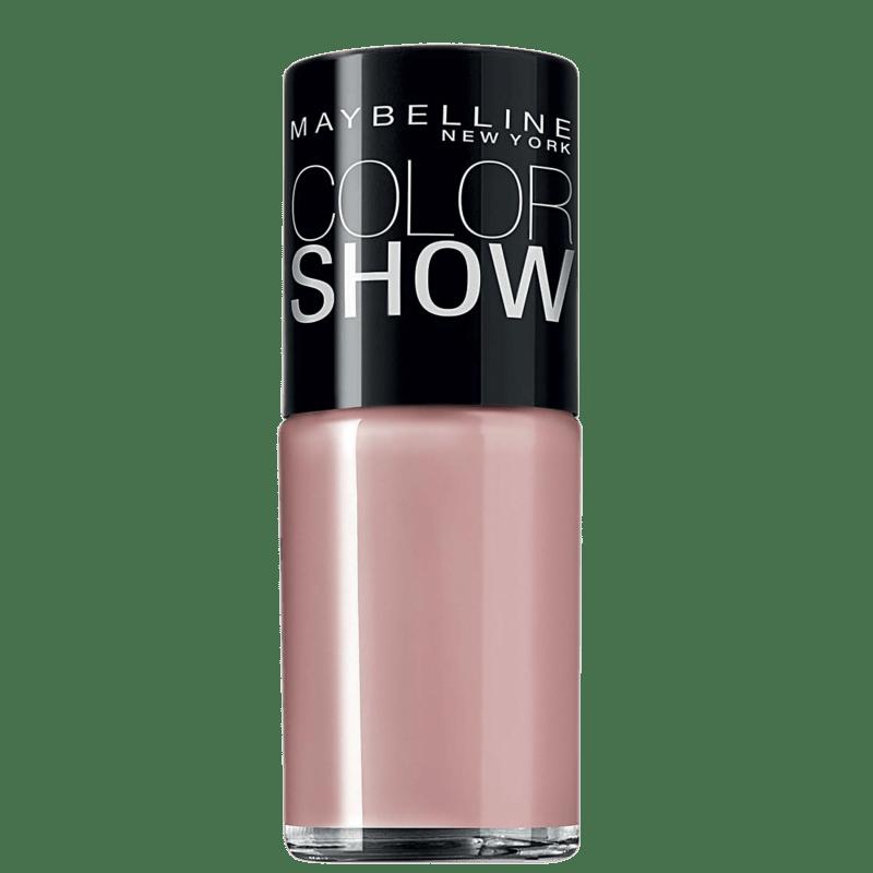 Maybelline Color Show Essentials Pretty Pink - Esmalte Cremoso 9ml