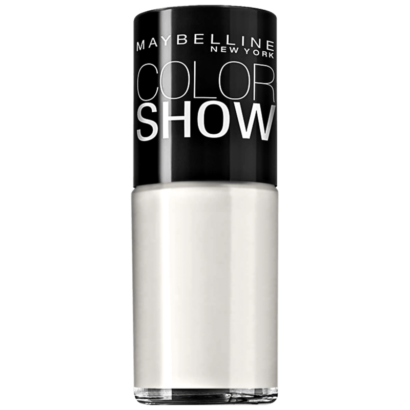 Maybelline Color Show Essentials Snow Crystal - Esmalte 9ml