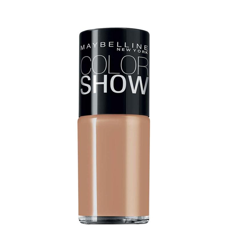 Maybelline Color Show Essentials Teddy Bear - Esmalte Cremoso 9ml