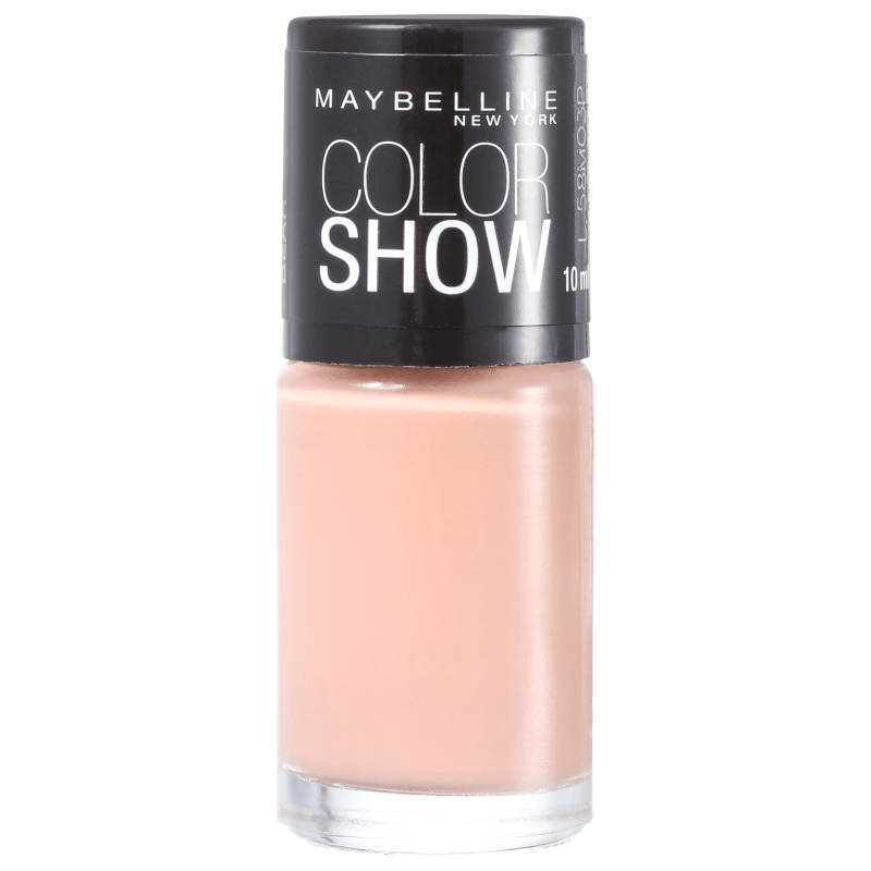 Maybelline Color Show Essentials Teddy Bear - Esmalte Cremoso 9ml