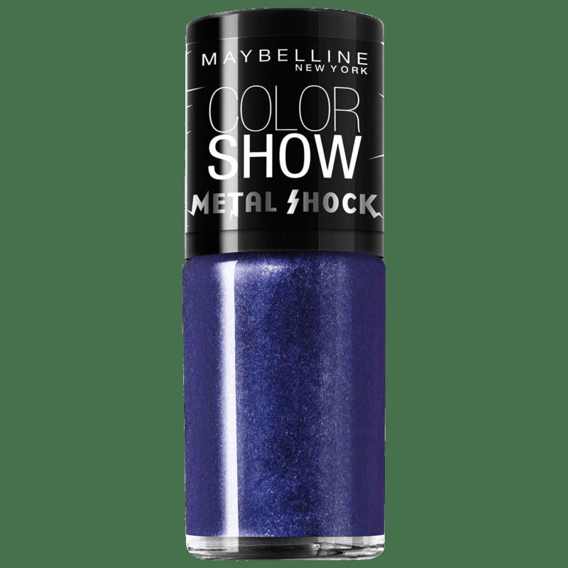 Maybelline Color Show Metal Shock Light Wave - Esmalte 9ml