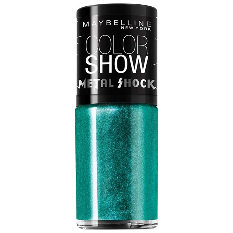 Maybelline Color Show Metal Shock Northen Lights - Esmalte 9ml