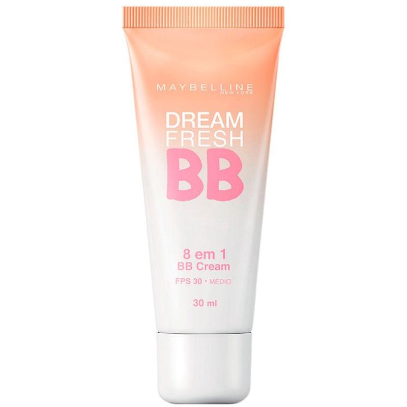 Maybelline Dream Fresh 8 em 1 FPS 30 Medium - BB Cream 30ml