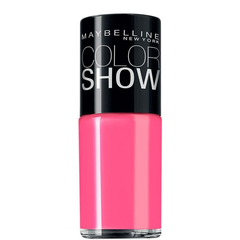 Maybelline Color Show 160 Pink Boom - Esmalte Cremoso 10ml