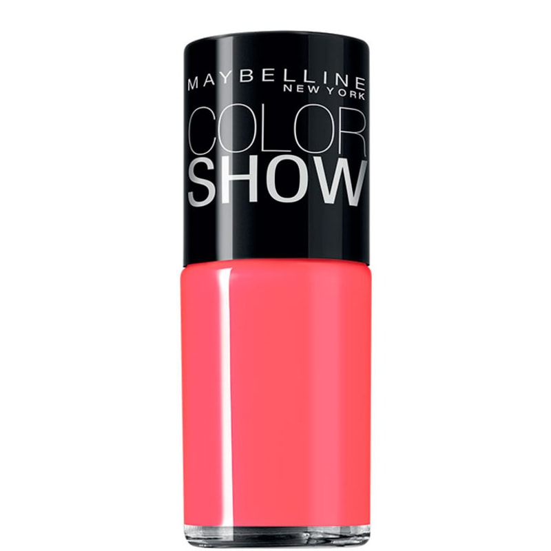 Maybelline Color Show 210 Coral Craze - Esmalte Cremoso 10ml