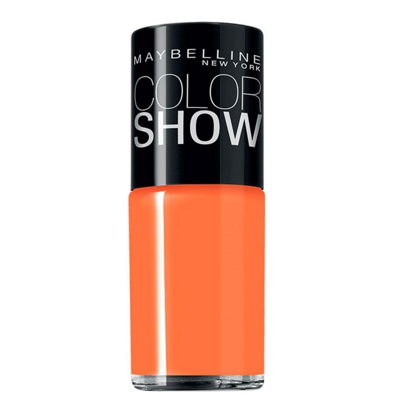 Maybelline Color Show 225 Sweet Clementine - Esmalte Cremoso 10ml