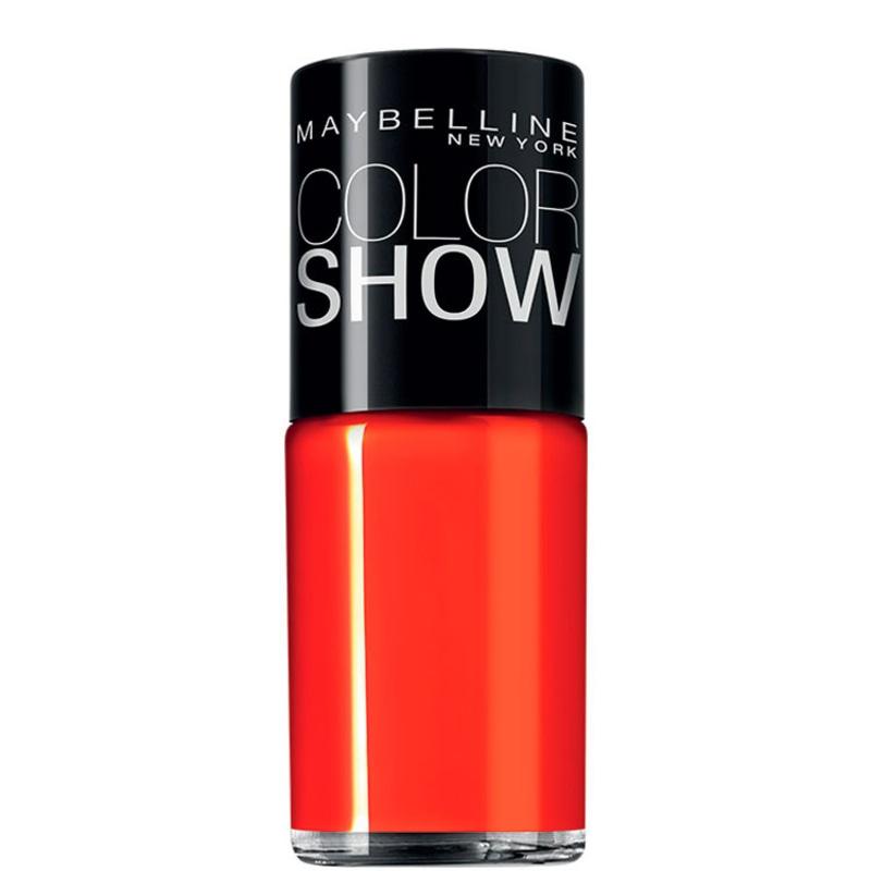 Maybelline Color Show 245 Orange Attack - Esmalte 10ml