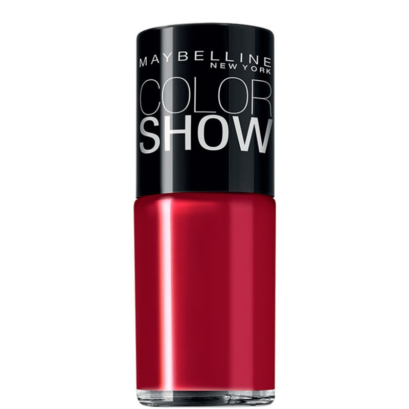 Maybelline Color Show 265 Red Carpet - Esmalte Cremoso 10ml