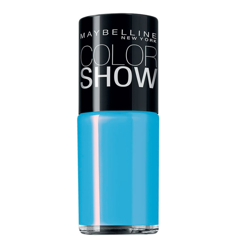Maybelline Color Show 350 Cool Blue - Esmalte Cremoso 10ml
