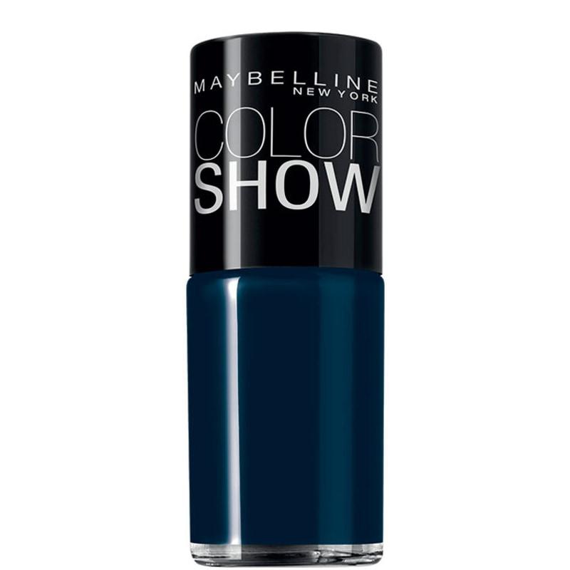 Maybelline Color Show 360 Blue Jeans - Esmalte Cremoso 10ml