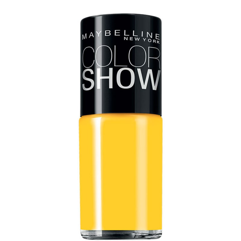 Maybelline Color Show 390 Fierce N' Tangy - Esmalte 10ml
