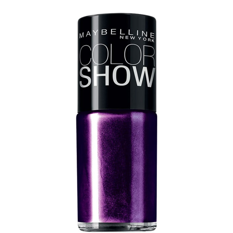 Maybelline Color Show 425 Plum Paradise - Esmalte 10ml