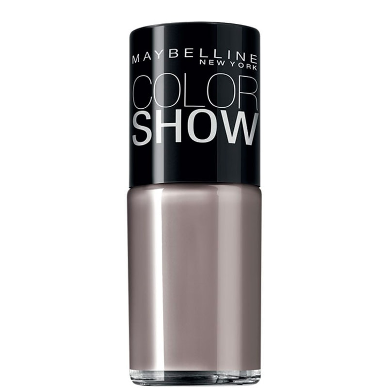 Maybelline Color Show 540 Runway Grey - Esmalte Cremoso 10ml