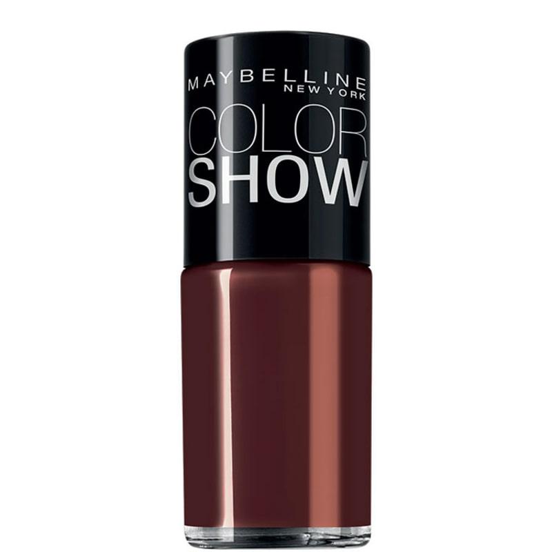 Maybelline Color Show 560 Choc Spicy - Esmalte Cremoso 10ml