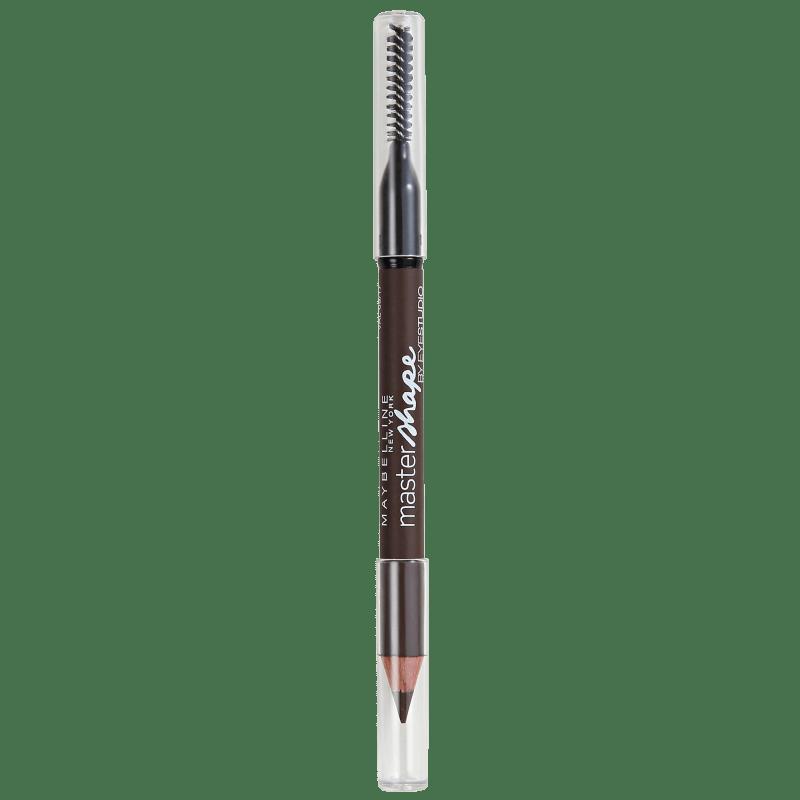Maybelline Eye Studio Master Shape Castanho - Lápis para Sobrancelha 0,65g