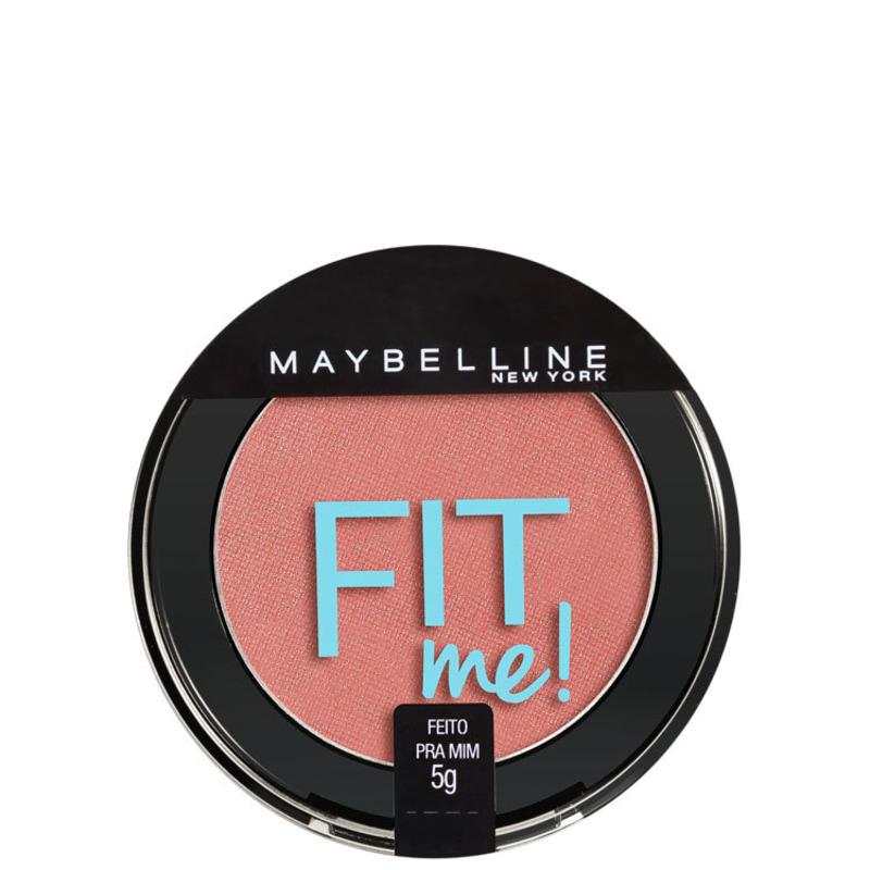 Maybelline Fit Me! 06 Feito Para Mim - Blush Cintilante 5g