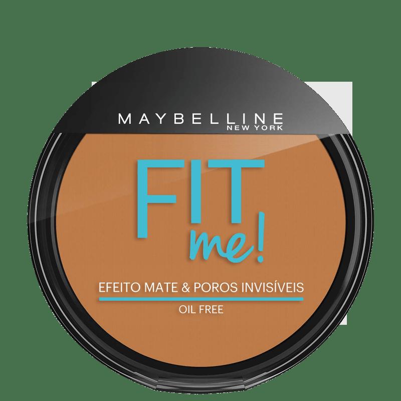 Maybelline Fit Me! Cor 220 Médio Pra Mim - Pó Compacto Natural