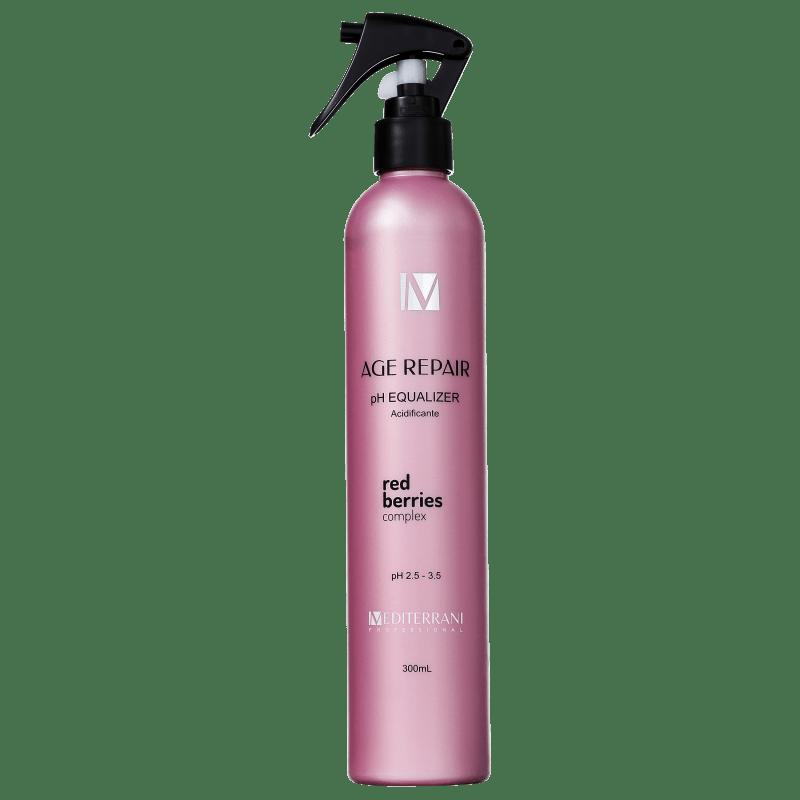 Mediterrani Age Repair pH Equalizer Acidificante - Tratamento Capilar 300ml