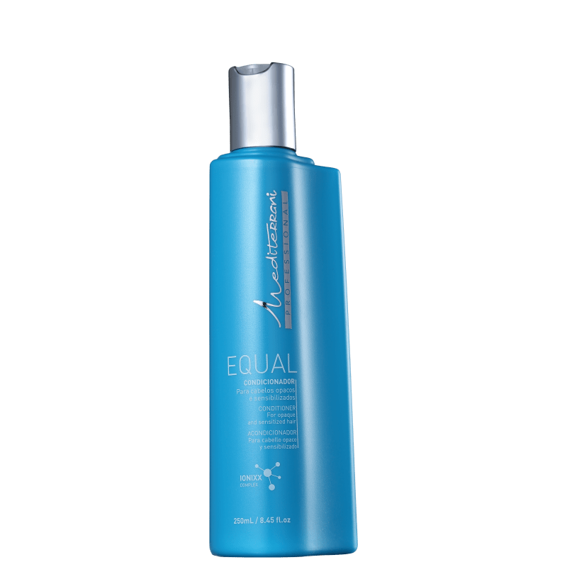 Mediterrani Ionixx Equal Conditioner - Condicionador 250g