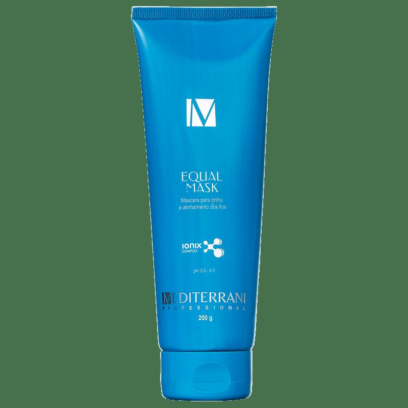 Mediterrani Ionixx Equal Mask - Máscara Capilar 200g