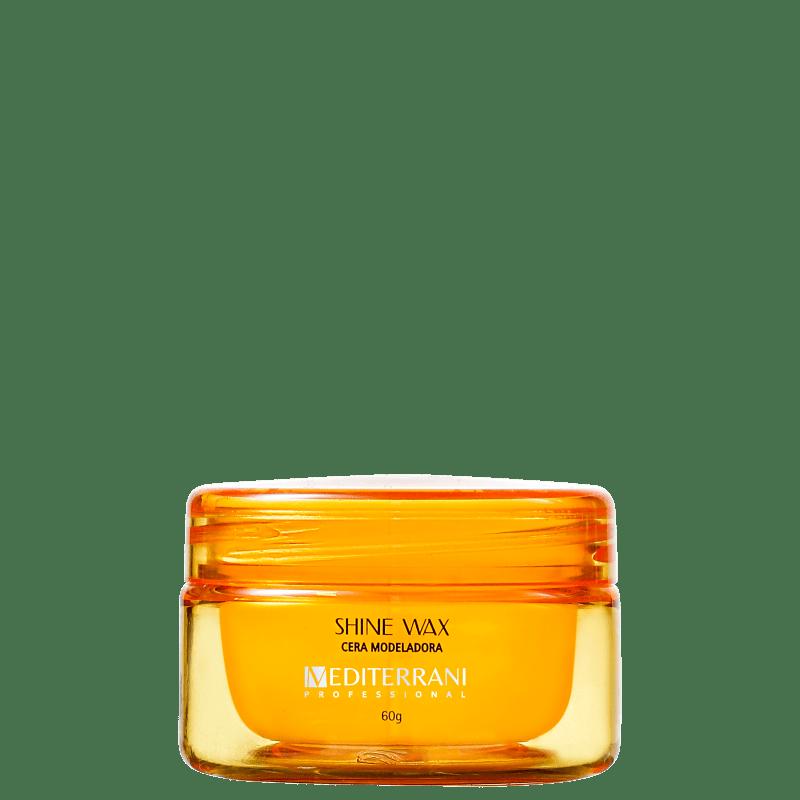 Mediterrani Mosaico Shine Wax - Finalizador Cera 60ml